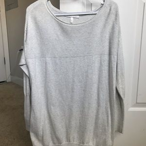 Oversized Victoria's secret sweater
